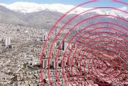 Tahran'da 3,2 büyüklüğünde deprem