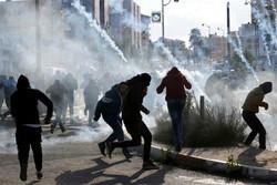 تشدید درگیری نظامیان اسرائیلی با فلسطینیها در الخلیل
