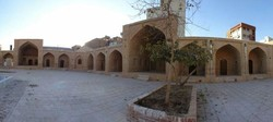 A view of Shah-Abbasi caravanserai in Rey
