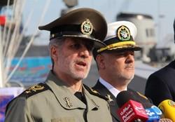Iran's defense chief lauds Tehran-Moscow strategic ties