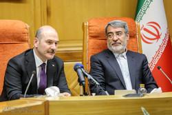دیدار وزرای کشور ایران و ترکیه