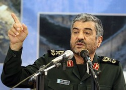 Al-Quds to become burying place for Zionist regime: IRGC commander