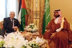 محمود عباس و بن سلمان