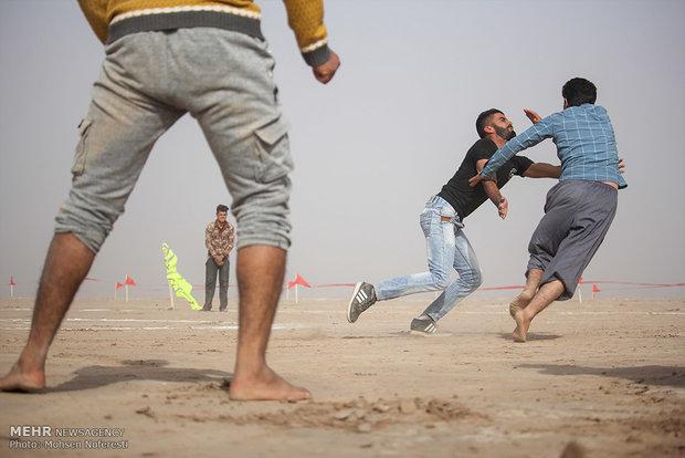 """İran'da """"Yöresel Oyunlar Festivali"""" düzenlendi"""
