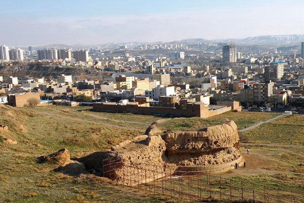 آغاز فصل سوم کاوشهای باستان شناختی ومطالعات مرمتی ربع رشیدی تبریز
