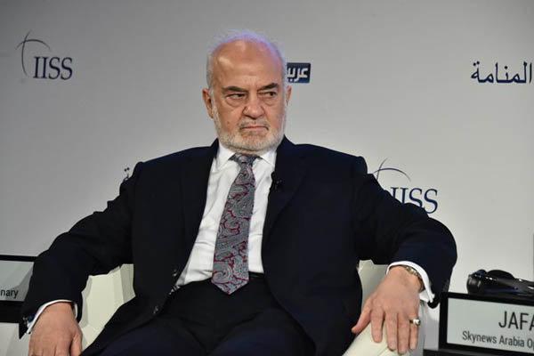 وزير الخارجية العراقي: لم ار مواطنا ايرانيا يقوم بعمل ارهابي