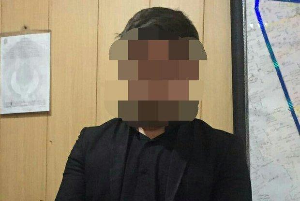 کارآگاه پلیس قلابی در تهران بازداشت شد