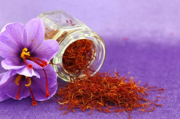 Saffron separator developed using image processing technology