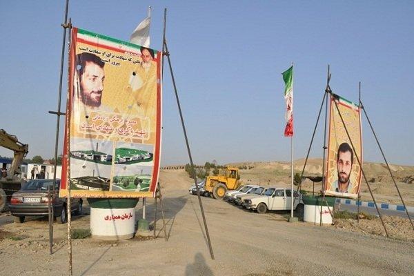 یادمان شهید باکری سال آینده افتتاح می شود