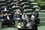 Rouhani presents budget bill