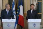 ماکرون: پاریس مخالف بیانیه ترامپ درباره قدس است/نتانیاهو: با اقدامات ایران در منطقه مقابله می کنیم!