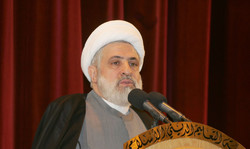 Disarmament of Hezbollah out of agenda in Lebanon: Naim Qassem