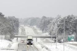پیش بینی بارش برف و باران در محورهای مواصلاتی استان قزوین