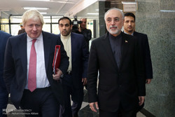 AEOI head receives Boris Johnson