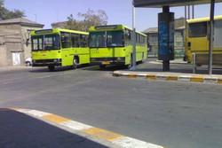 اتوبوس نو هم بدون سوخت مناسب آلودگی تولید می کند