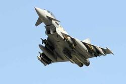 تایفونهای انگلیسی هواپیماهای روسیه را رهگیری کردند