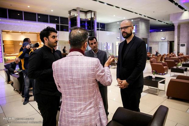 German electronic band Schiller lands in Iran