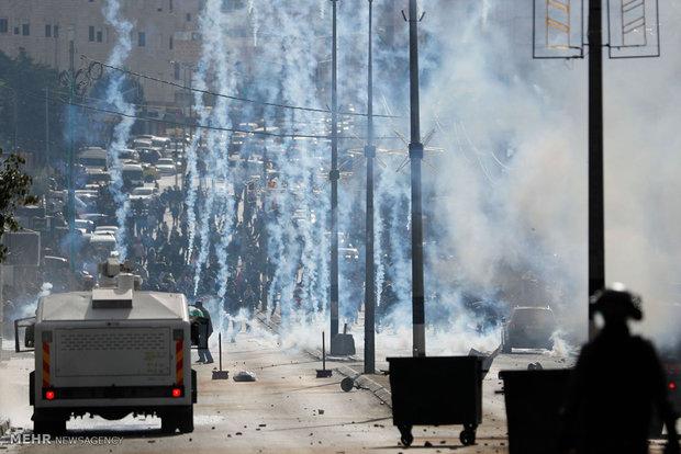 روز خشم فلسطینی ها