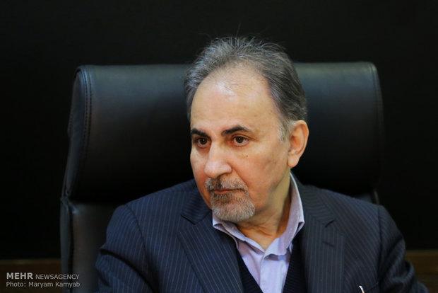 بازدید شهردار تهران از خانه هنرمندان