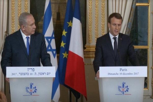 پاریس دژی ڕاگهیهندراوهکهی ترامپه سهبارهت به قودس