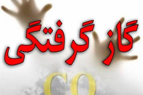 ۶۲ نفر در زنجان دچار مسمومیت با گاز مونوکسید کربن شده اند