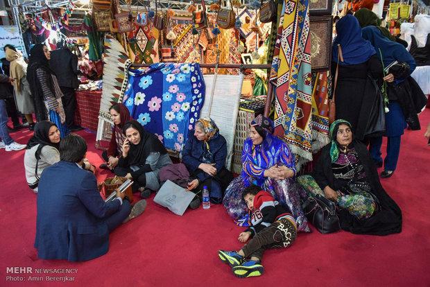 """Şiraz'da """"Pers Turizm Fuarı"""" düzenlendi"""