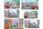 ساخت انیمیشن «ترافیک از این مدلش»