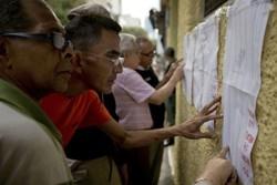 انتخابات شهرداری/ ونزوئلا