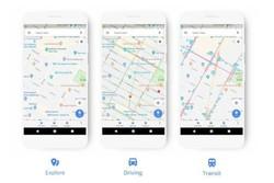 اپلیکیشن گوگل ایستگاه اتوبوس مقصد کاربران را اعلام می کند
