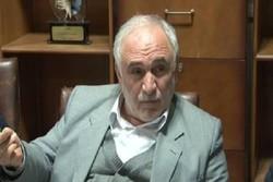 بیت الله عبدالهی نماینده مردم شهرستان های اهر و هریس در مجلس