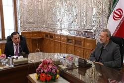 İran-Ermenistan parlamentolarından dostluk toplantısı
