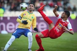 İran futbolunun yarım sezon birincisi Persepolis
