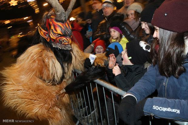 جشنواره کرامپوس در آلمان