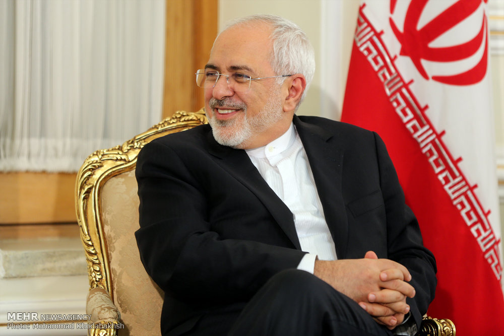 Iran-proposed security architecture taken seriously: Zarif