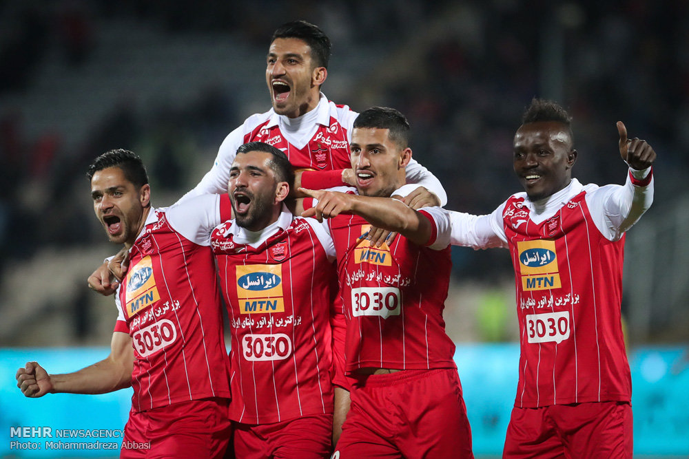 Persepolis move seven points clear at IPL top
