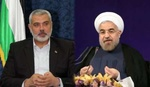 Rouhani urges anti-Trump unity in talks with Hamas chief