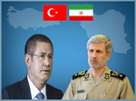 """İran ile Türkiye'den """"Kudüs"""" üzerinde fikir birliği"""