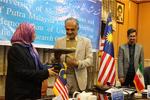 امضای تفاهم نامه میان دانشگاه های علوم پزشکی ایلام و پوترا مالزی