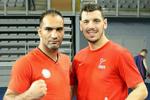 حضور نماینده ایران در فینال مسابقات جهانی ساواته
