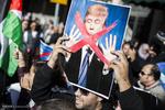 الجزائر اور جرمنی میں امریکہ کے خلاف مظاہرے