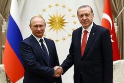 Erdogan, Putin break ground for nuclear power plant