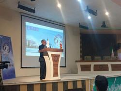 اعلمی آل آقا، رئیس دانشگاه رازی کرمانشاه