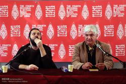 نشست خبری چهارمین فستیوال موسیقی نواحی و آیینی ایران