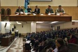 دیدار رئیس دانشگاه ارومیه با دانشجویان دکتری