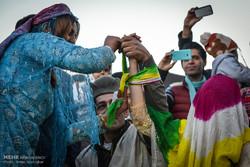"""حفل زفاف تقليدي لزوجين من قبيلة """"القشقائي"""" في شيراز /صور"""