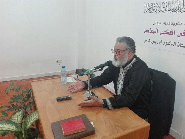 ادريس هاني: عبد الله العروي يقلد الحضارة الغربية ولا ينتقدها