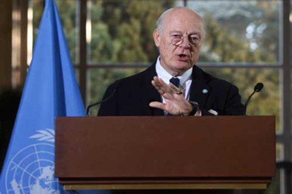 BM Suriye Özel Temsilcisi İran'a geliyor