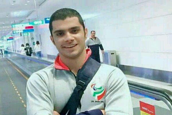 محمدطاها بیگرضایی ورزشکار کرمانشاهی به نشان طلا دست یافت