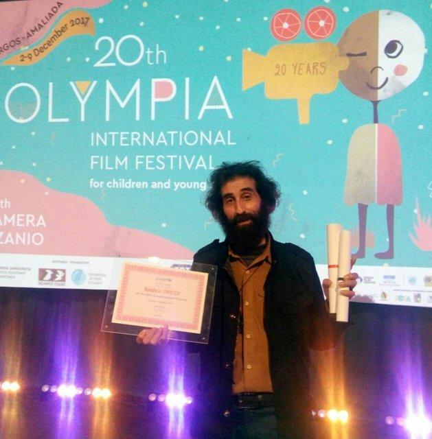 """White Bridge"" wins UNICEF award at Greek festival"