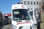 ۲ مجروح حادثه تیراندازی ماکو وارد کشور شدند